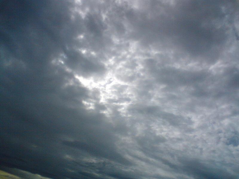 Le ciel de Vichy