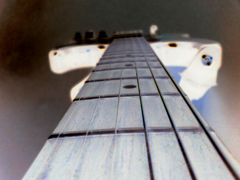 Ma Guitare Electrique