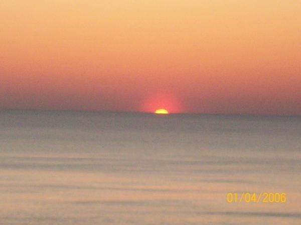 Beach 08' Sun Set