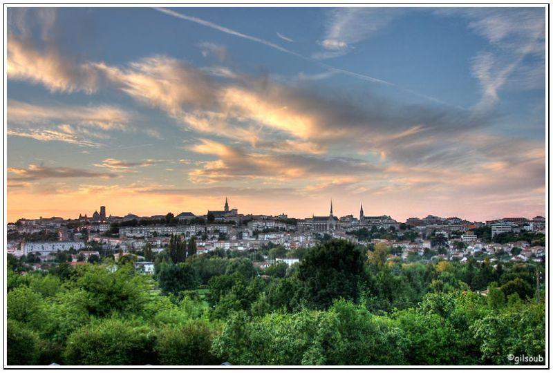 Angoulême de jour