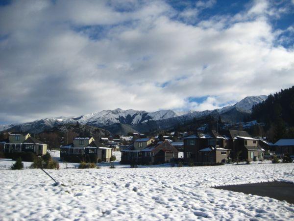 Hanmer Snow