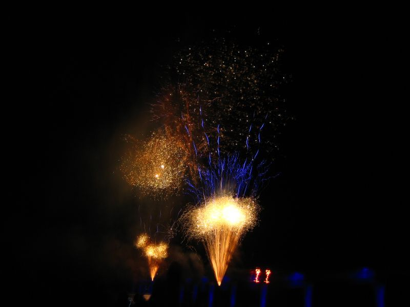 Brighton Fireworks