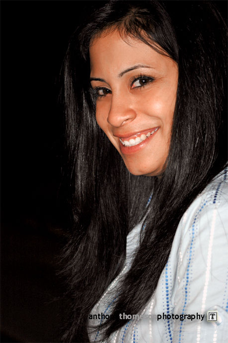 sophia smiling