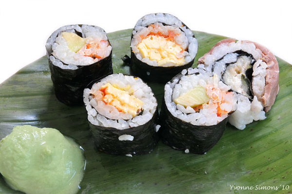 Yammi Sushi!