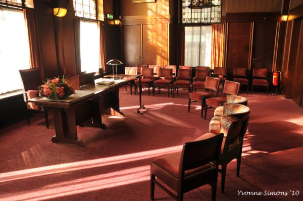 A wedding hall in Tilburg
