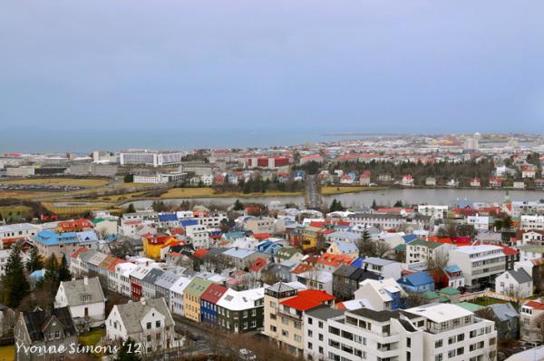 Colors of Reykjavik