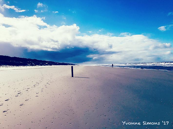 Texel beach
