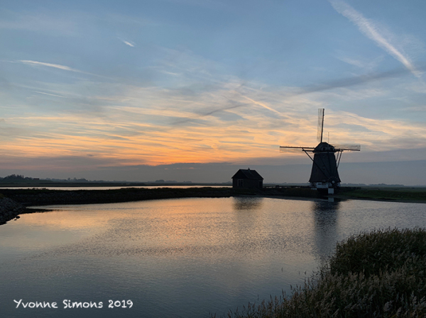 Texel Mill