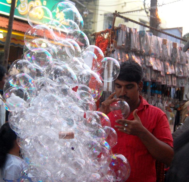 Multi Storied Bubbles