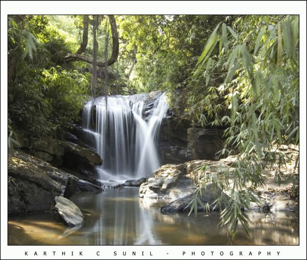 Falls near Sakaleshpur