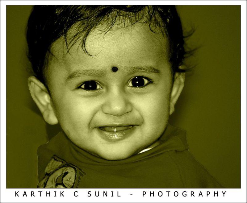 Cheerful Smile