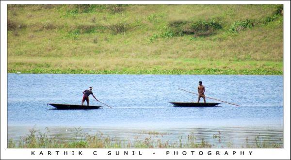 Two Boatsmen