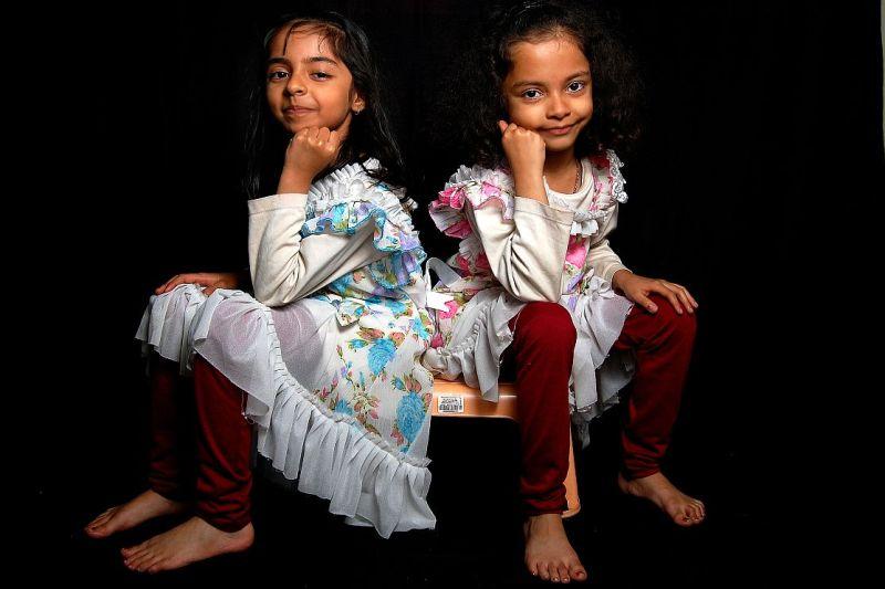 Non Identical Twins