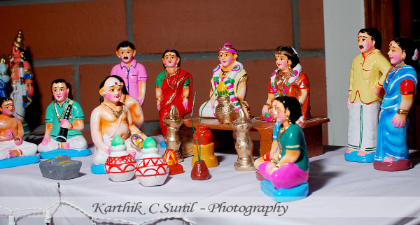 South Indian - Marriage Set up