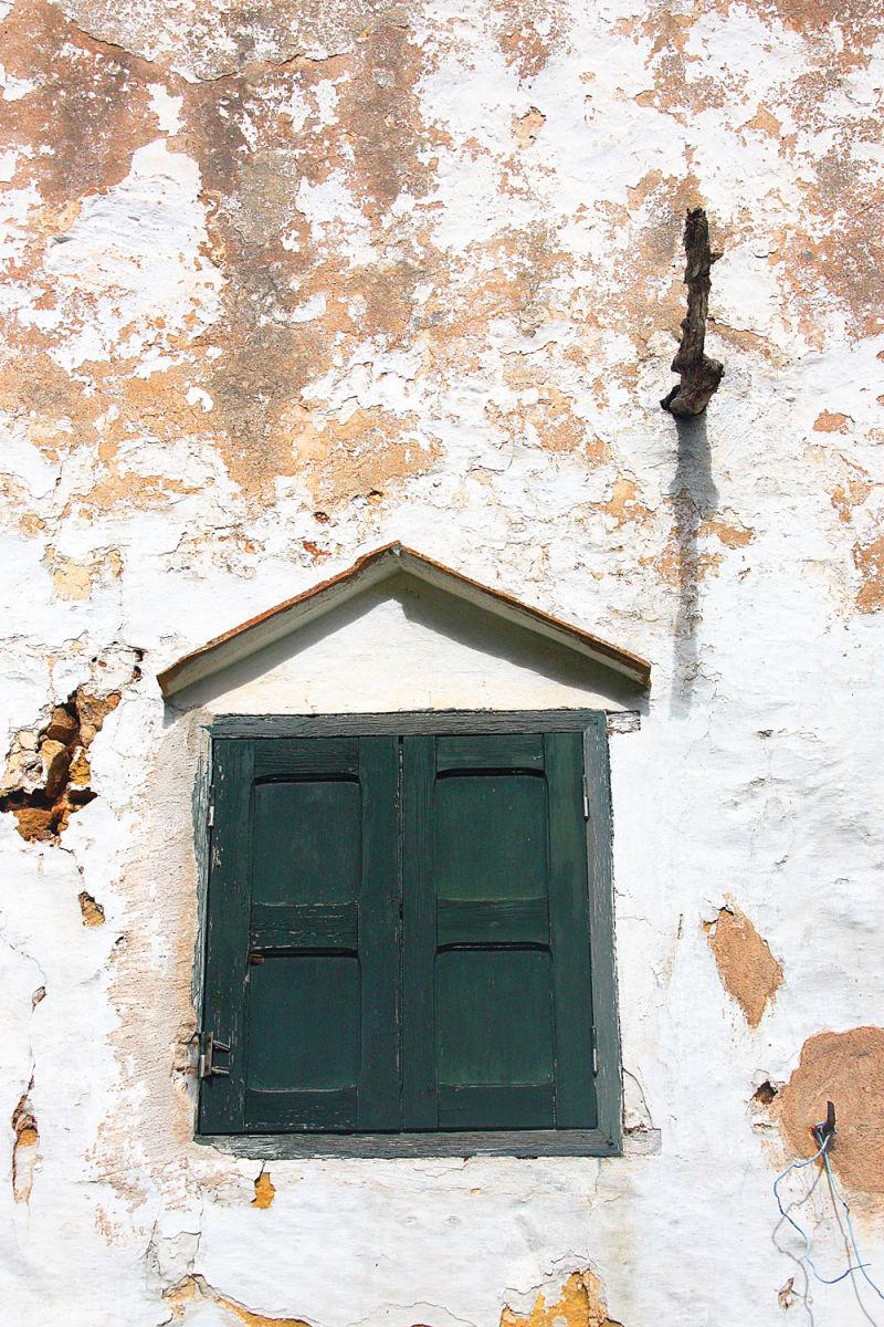 Old window II