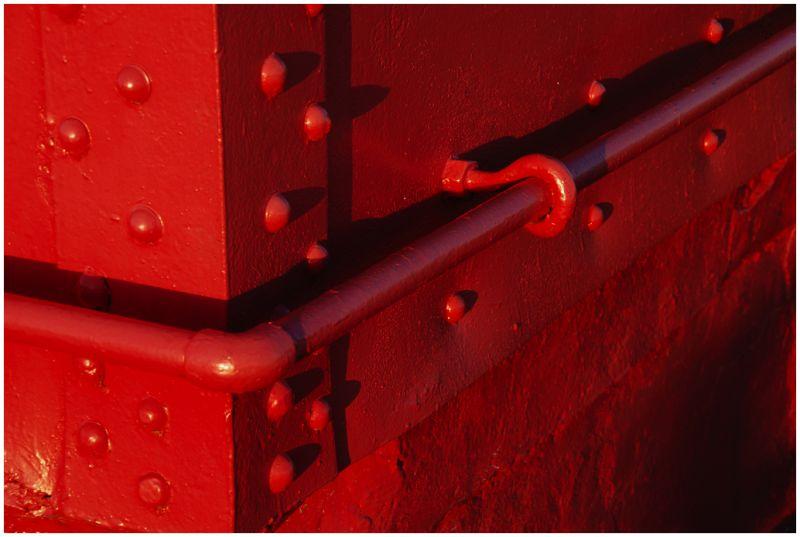 Red Railing