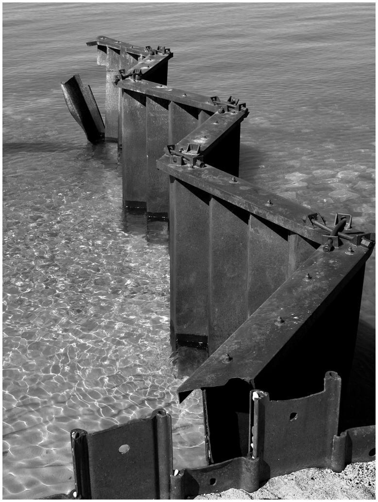 Rusty Breakwater
