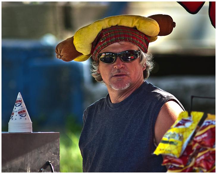 The Hotdog Man
