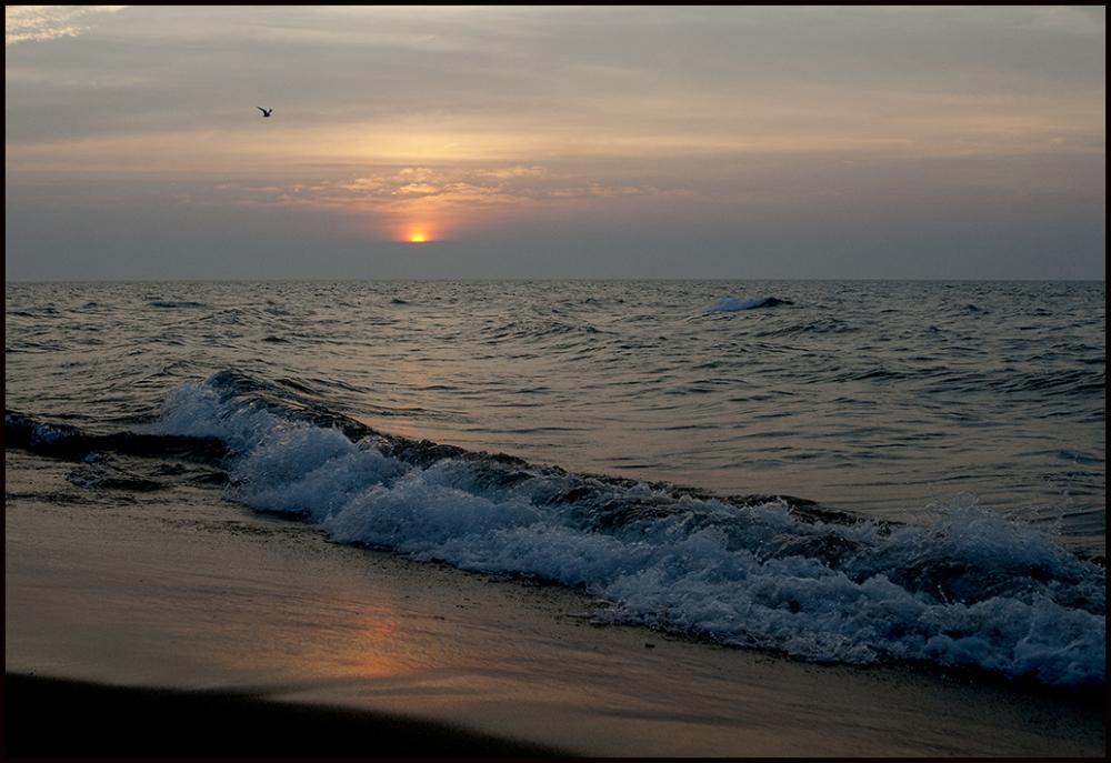 Huron Sunrise