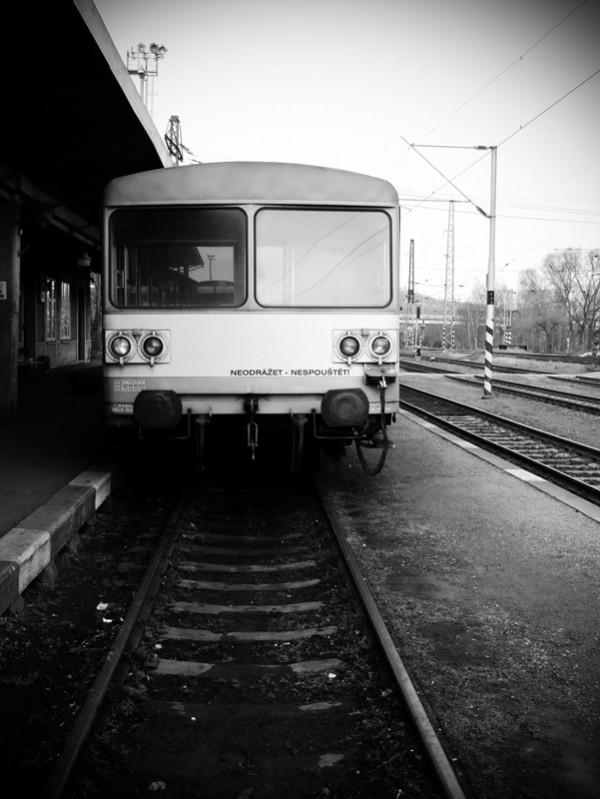 prauge train