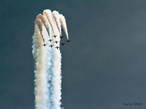 The Red Arrows, Sunderland