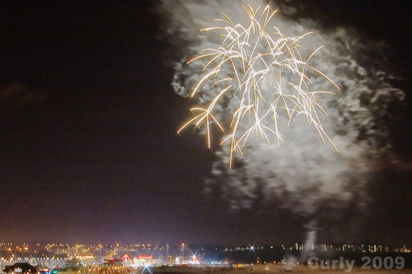 Guy Fawkes night South Shields