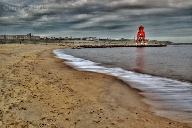 Littlehaven Beach, South Shields