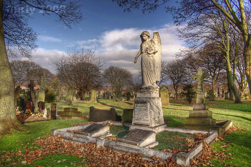 Harton Cemetery, South Shields
