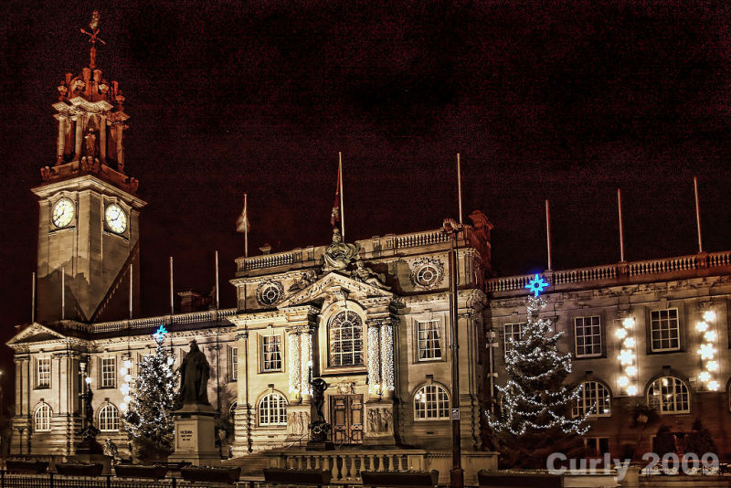 South Shields Town Hall