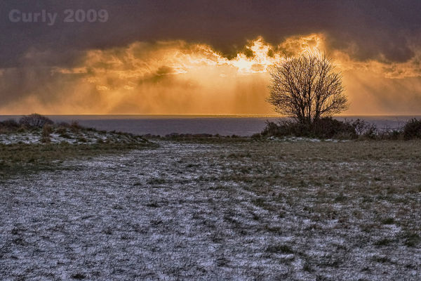 Sunrise, Cleadon Hills, South Shields