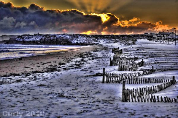Sandhaven Beach, South Shields