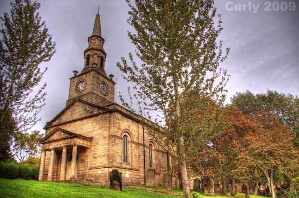 St. Anne's church, Newcastle upon Tyne