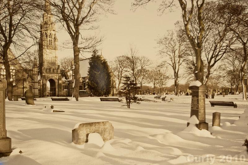 Harton Cemetery, Soiuth Shields
