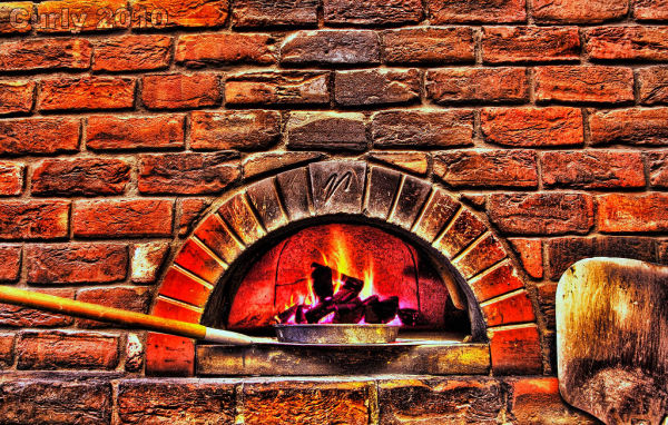 Pizza oven, south shields