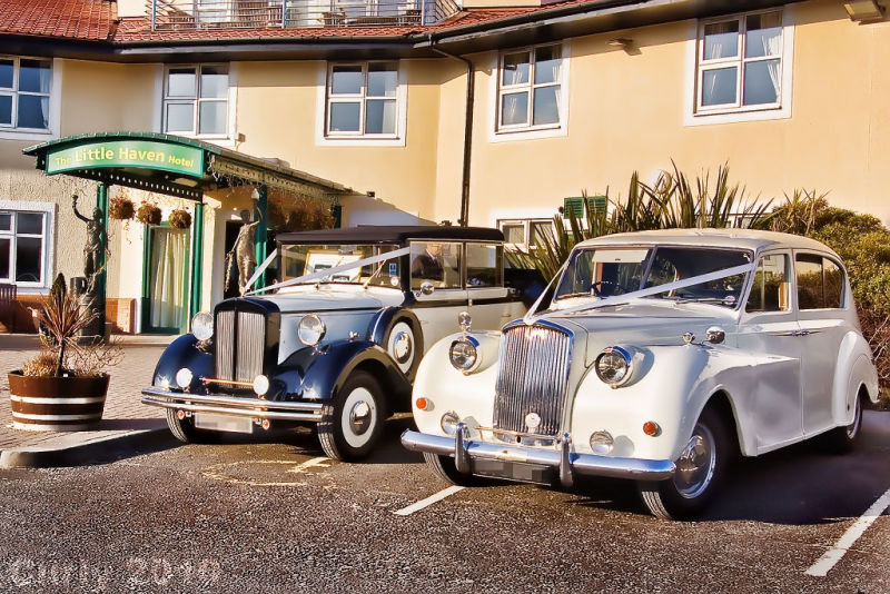 Wedding cars Littlehaven Hotel, South Shields