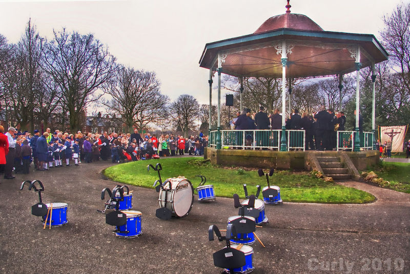 Good Friday, West Park, South Shields