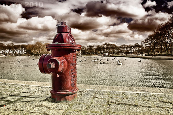 South Marine Park, South Shields
