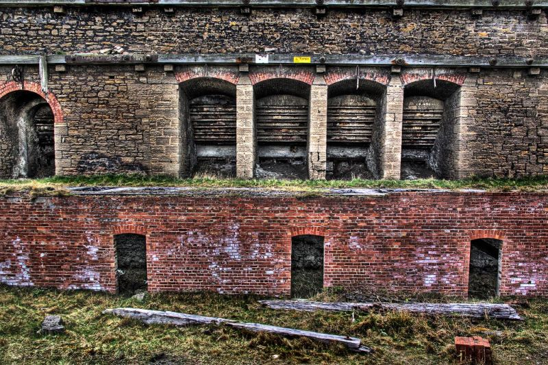 Lime kilns, Marsden, South Shields