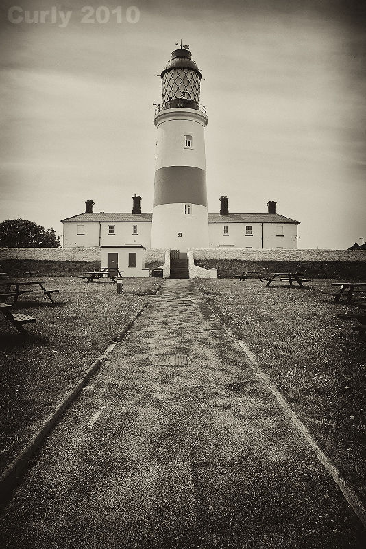 Souter Lighthouse, South Shields,