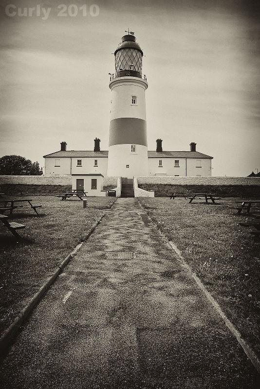 Souter Lighthouse, South Shields,