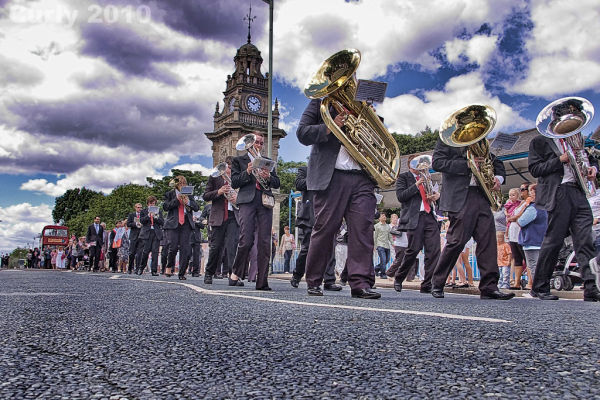 Cookson Parade, South Shields 2010
