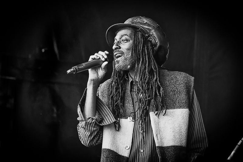 Aswad concert South Shields