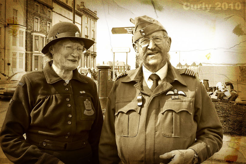 1940s weekend, Whitby