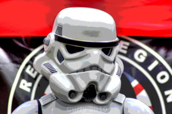 Stormtrooper, Bents Park, South Shields