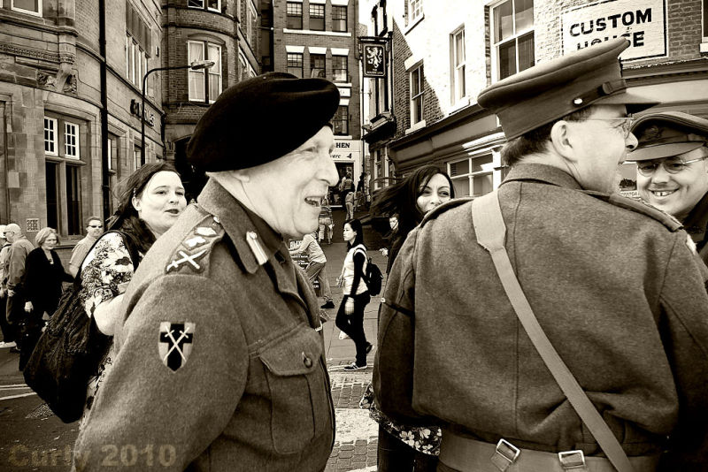 1940s weekend, Whitby 2010