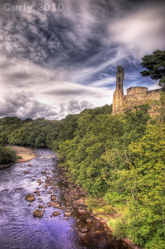 River Tees, Barnard Castle
