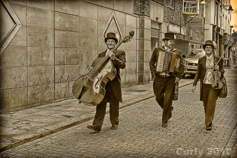 Musicians, Bishop Auckland