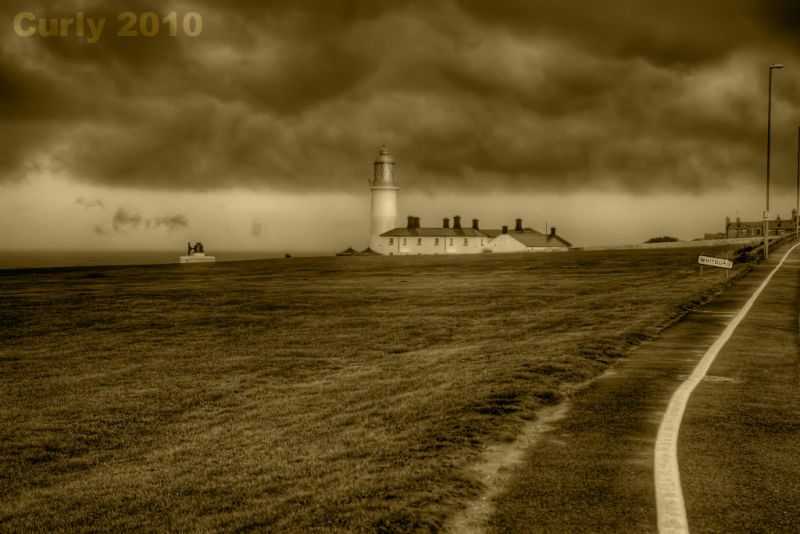 Souter Lighthouse, Whitburn, South Shields