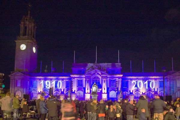 South Shields Town Hall centenary