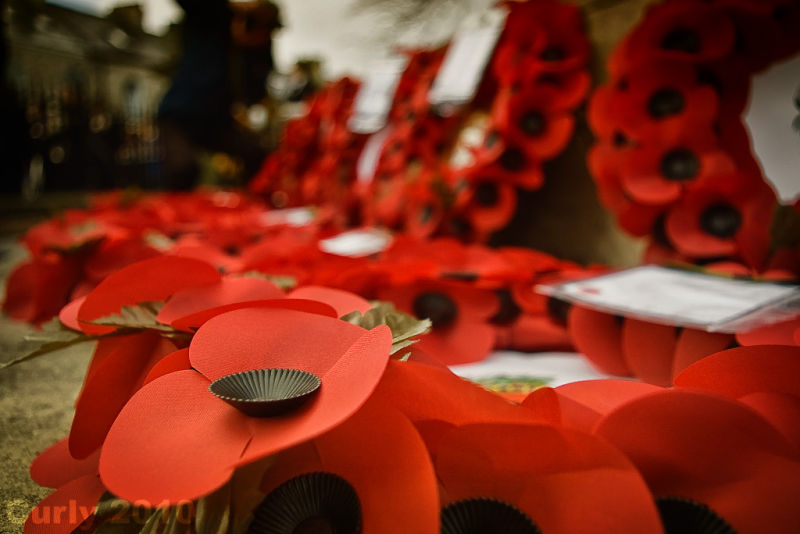 Remembrance Sunday, South Shields 2010